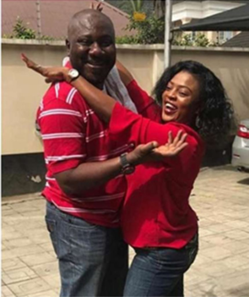17th Anniversary Gift For Wife: Sam Dede And His Wife, Tammy Celebrate 17th Wedding