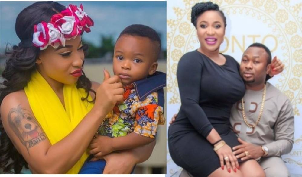 Official Photos of Tonto Dikeh and her Husband   Flatimes