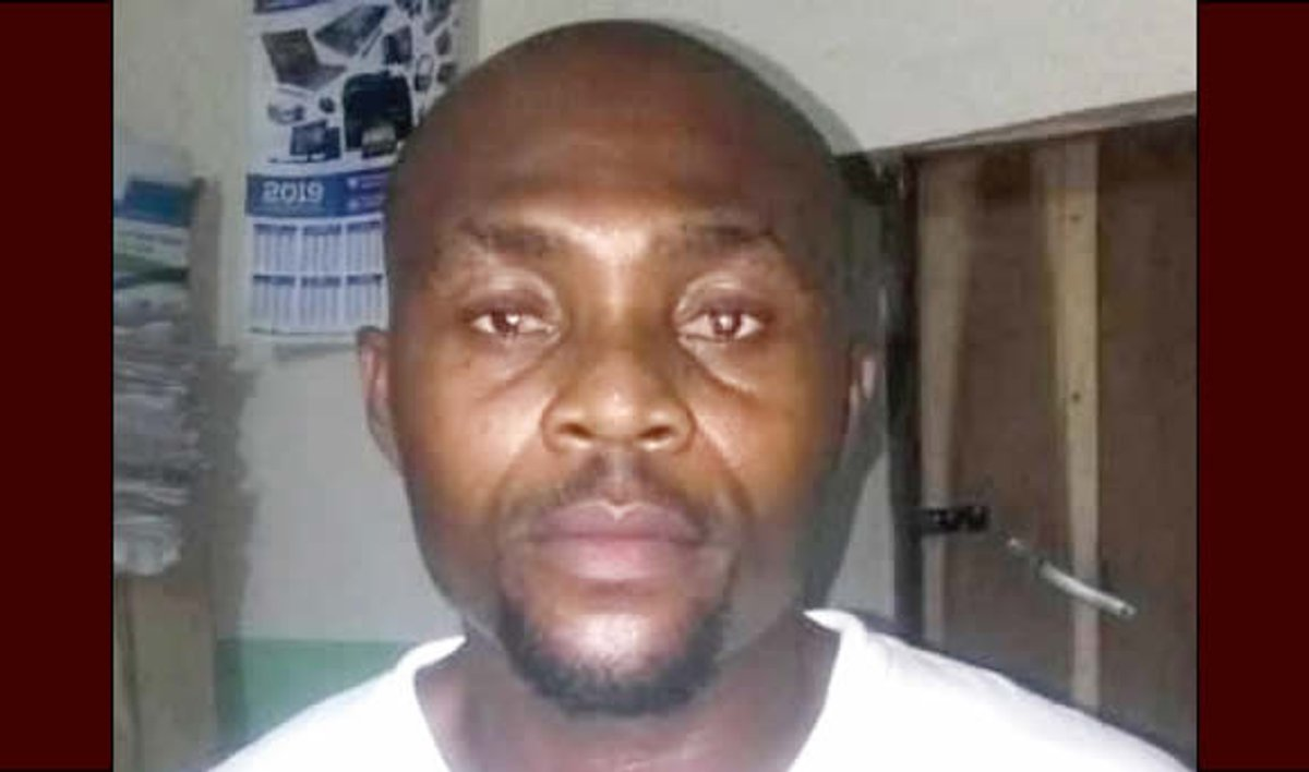 Notorious Armed Robber Caught In Bayelsa. Gun Recovered