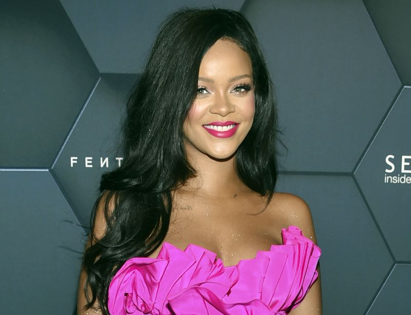 Rihanna now world's richest female musician ahead of Celine