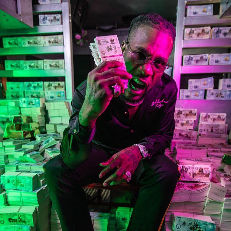 Nigerian Singer, Burna Boy Launches own bank named 'Burna
