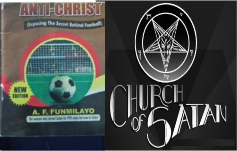 Image result for images of Church Of Satan Reacts To Nigerian Pastor Who Claim She Served Satan For 990 Years