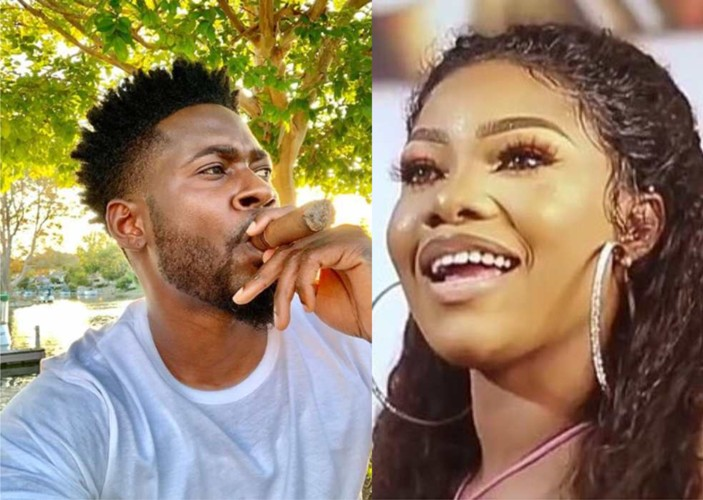 """Image result for images of Tacha reveals she's now being managed by Teebillz after he promised to make her the """"biggest brand out of Africa"""""""