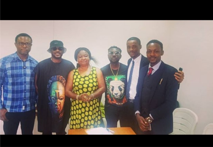 Image result for images of Blackface Speaks On settling out of court with 2face Idibia