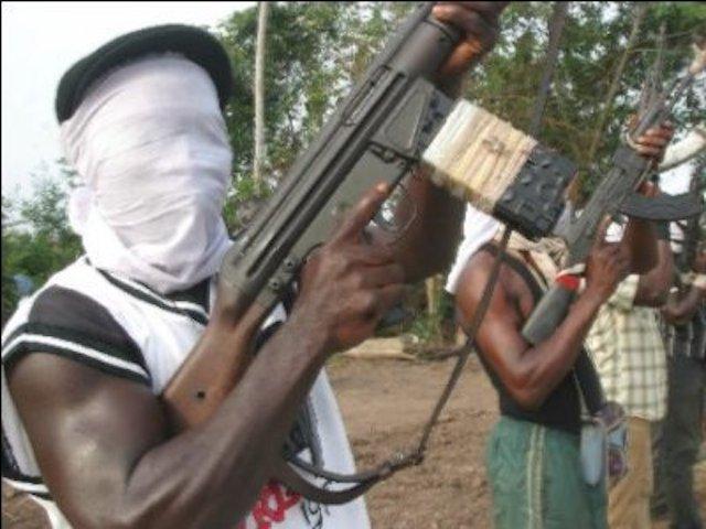 gunmen attack bank in Ekiti