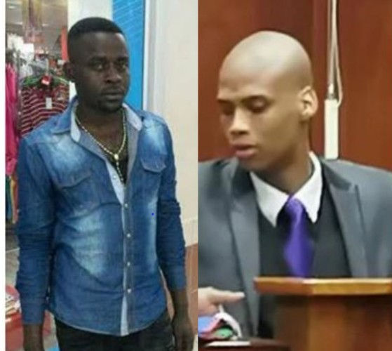 Image result for images of South African policeman bags 30 years in jail for killing Nigerian man