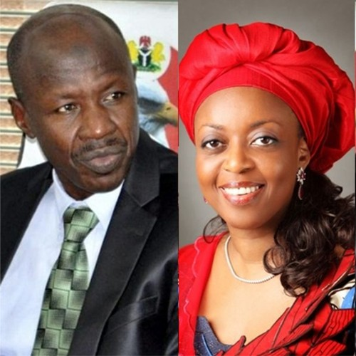 Image result for Please extradite Alison-Madueke to Nigeria, Magu begs UK
