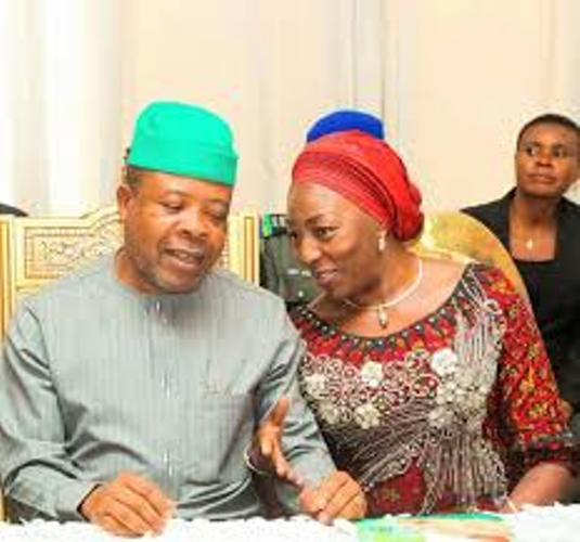 See What Ihedioha's Wife Posted After Supreme Court Sacked Him