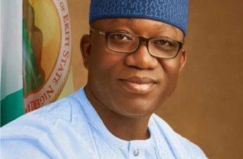 APC suspends Governor Fayemi