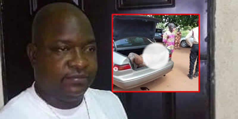 Ogun Hotelier, Jimoh Bello found dead in his car trunk days after ...