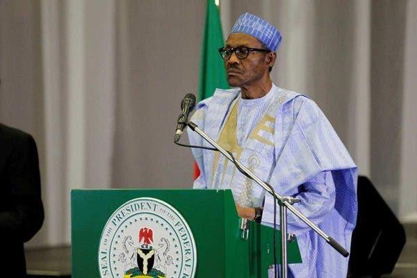 President Buhari addreeses Nigerians