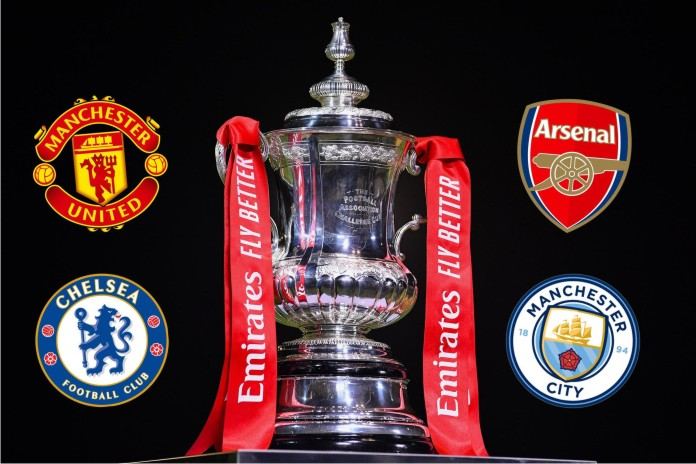 FA Cup Semi-Final Fixtures: Man United vs Chelsea and ...