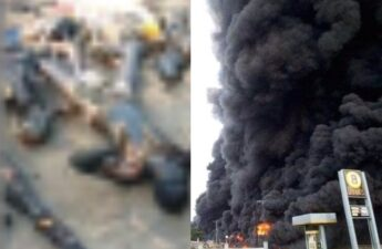 Kogi Tanker explosion kill several