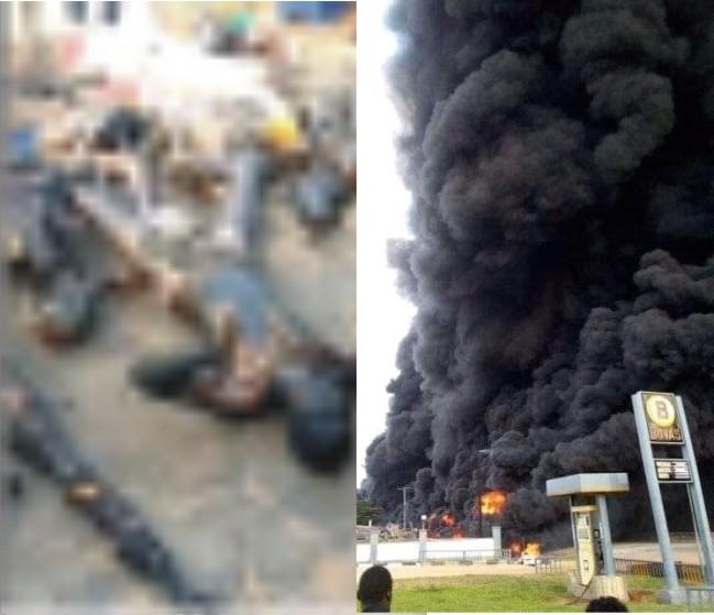 Kogi Tanker explosion kill several