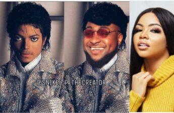 BBNaija nengi compares Davido to Michael Jackson