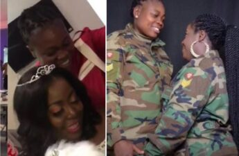 Ghanaian military lesbian officer to face court martial
