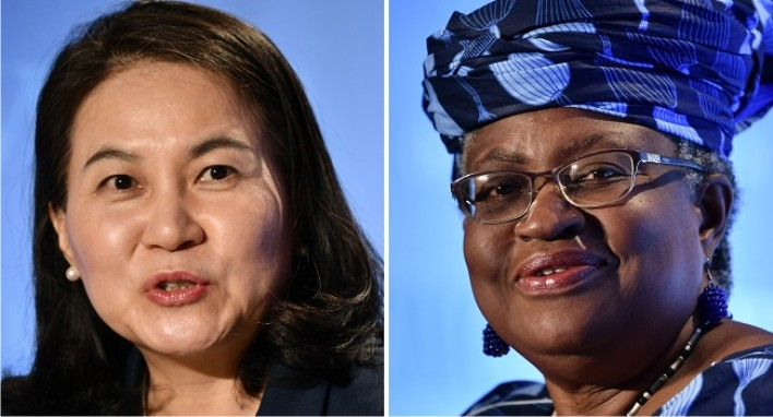 Okonjo Iweala makes WTO final stage