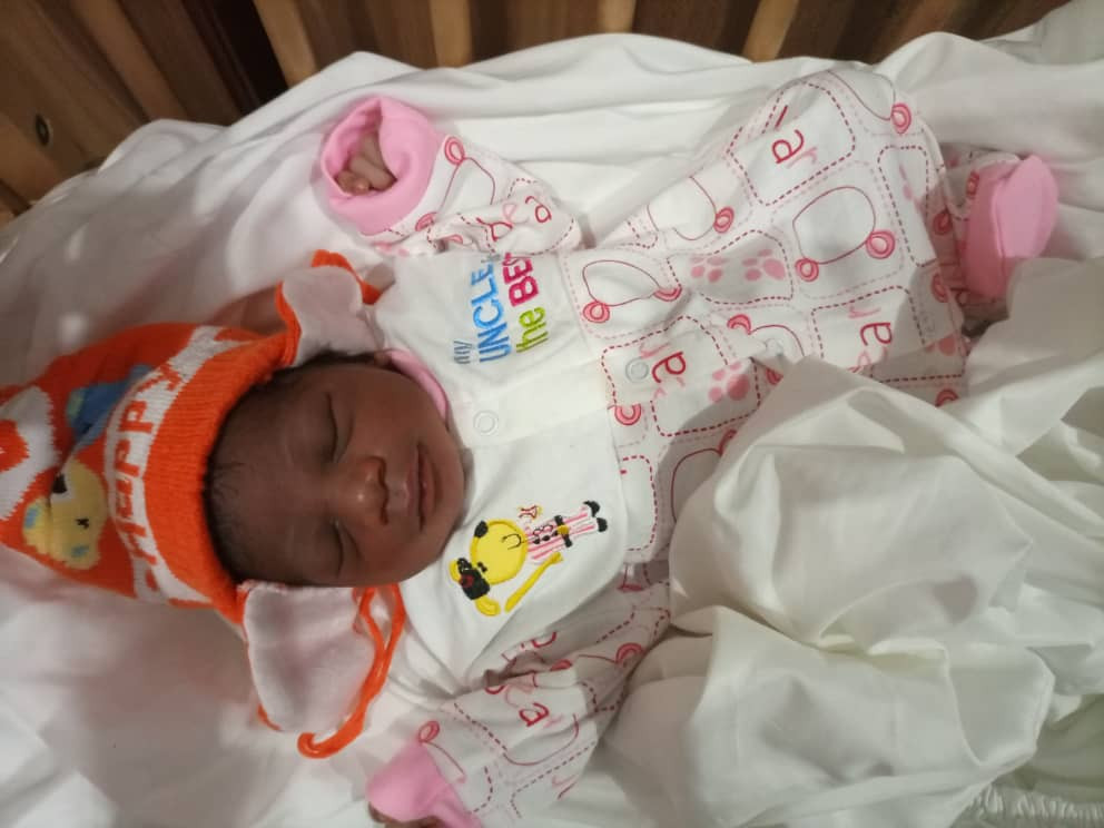 Abandoned baby rescued in Anambra