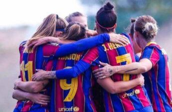 Barcelona women trach Real Madrid