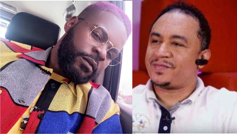 Daddy Freeze Nominates Falz for President