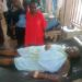 Graphic: Man pours acid on wife after she asked for divorce